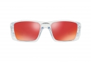 Lunettes Oakley Fuel Cell Clear - Rouge Iridium Réf OO9096-H660