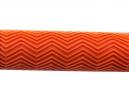 Paire de Grips Neatt Lock On Wave Orange Néon
