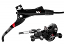 Avid XX Carbon Rear Brake (without disc) Without collar Black