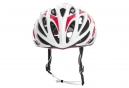 Casco KASK Mojito Blanc / Rouge