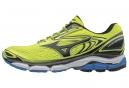 Chaussures de Running Mizuno Wave Inspire 13 Noir / Jaune