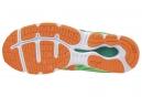 Chaussures de Running Mizuno Wave Hitogami 4 Vert / Orange