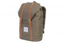 Sac à Dos HERSCHEL Retreat Backpack 19.5L Canteen Crosshatch Gris