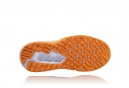 Chaussures de Running Hoka Clayton 2 Bleu / Orange
