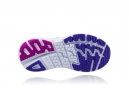 Chaussures de Running Femme Hoka Bondi 5 Jaune / Violet