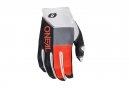 Gants Longs Oneal Mayhem Split Orange Noir