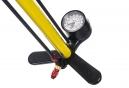 Pompe à Pied Lezyne Steel Floor Drive ABS-1 Pro Jaune