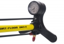 Lezyne Sport Floor Drive ABS-1 Pro Yellow