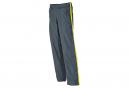 James et Nicholson pantalon running jogging JN489 - gris fer - citron - femme - course à pied