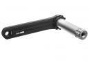 Manivelles ROTOR 3D 30 CX1 110mm Noir Gris