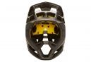 Fox Proframe Moth Helmet Black Silver