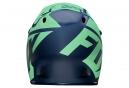 Casco Integral Fox Rampage Race Bleu / Vert