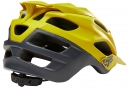 Casco Fox Flux Creo Jaune