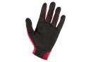 Gants Hiver Fox Attack Water Rouge