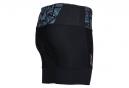 Short de Triathlon Femme ZOOT PERFORMANCE TRI 6'' Noir Multi-couleur