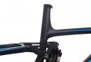 Transition Patrol Carbon 27.5 '' Cuadro MTB | Rockshox Super Deluxe RC3 | Azul negro