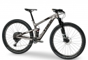 VTT Tout-Suspendu TREK 2018 TOP FUEL 9.8 SL 29'' Sram GX Eagle 12v Gris