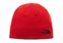 The North Face TNF Banner Reversible Beanie Black Red