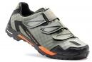 Chaussures VTT Northwave Outcross Kaki Orange
