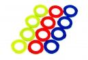 Magura MT5 / MT7 / MT Trail Carbon Customisation Kit Blue Red Yellow