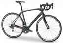 Vélo de Route Trek Domane SL 6 Shimano Ultegra 11V 2018 Noir / Noir