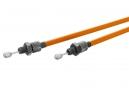 Cable Bas de Rotor Superstar Vega Orange