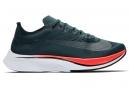 Chaussures de Running Nike Zoom Vaporfly 4% Vert / Orange