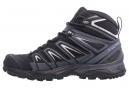 Chaussures de Randonnée Salomon X Ultra Mid 3 GTX Noir Homme