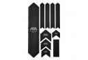 ALL MOUNTAIN STYLE XL Frame Guard Kit - 10 pcs - Black