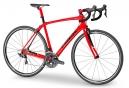 Vélo de Route Trek Domane SL 6 Shimano Ultegra 11V 2018 Rouge / Noir