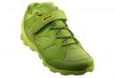 Zapatillas MTB Mavic XA Elite Jaune / Vert / Fluo