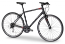 Vélo de Ville Trek FX 3 Shimano Alivio 9V Noir / Rouge 2018