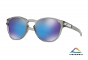 Gafas Oakley LATCH clear blue Prizm Polarized