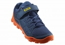 Mavic Crossride MTB Shoes Blue Orange