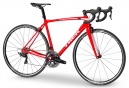 Vélo de Route Trek Emonda SLR 8 Shimano Dura Ace 11V 2017 Rouge / Blanc