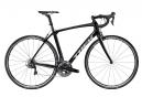Vélo de Route Trek Domane SLR 8 Shimano Dura Ace 11V 2017 Noir / Argent