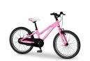 Vélo Enfant Enfant Trek Precaliber 20 20'' Blanc / Rose 6 à 9 ans