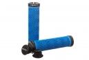 Neatt Lock On Fahrradgriffe - Neon Blau