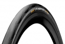 Pack de 2 Pneus Continental Grand Sport Race 700x25 mm Tubetype Souple PureGrip Compound