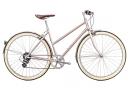 Vélo de Ville 6Ku Odessa Shimano Altus 8V Or 2018