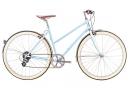 Vélo de Ville 6Ku Odessa Shimano Altus 8V Bleu