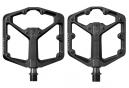 Paire de Pedales Plates CRANKBROTHERS STAMP 3 Noir