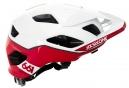 Casque VTT 661 EVO AM PATROL Blanc Rouge