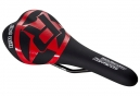 REVERSE Saddle Fort Will CrMo Black/Red