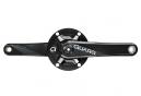 Pédalier Capteur de Puissance QUARQ DFour Carbone 11R-110 GXP
