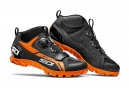 Paire de Chaussure VTT SIDI DEFENDER Noir Orange