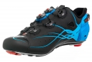 Road Shoes SIDI Shot Black/Blue 2018