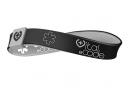 Bracelet d´identification Vital eCode Vital Sport Noir Gris