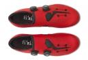 Paire de Chaussures Fizik Infinito R1 Rouge Noir