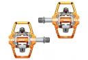 HT Klickpedale T1 SX Orange